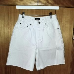 Gap vintage denim shorts